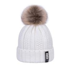 Pom Poms Winter Hat
