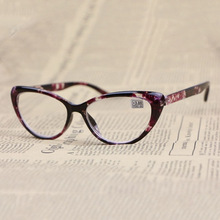 63fd7d4473 Cat Eye Woman Reading Glasses Presbyopic Men Leopard Frame HD Lens 1.0 1.5  2.0 2.5 3.0
