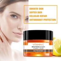 NUETRIHERBS Face Facial Cream with Vitamin C Night Cream Moisturizing Skin Anti Aging and Wrinkle 50g ℮ / 1.7oz 5