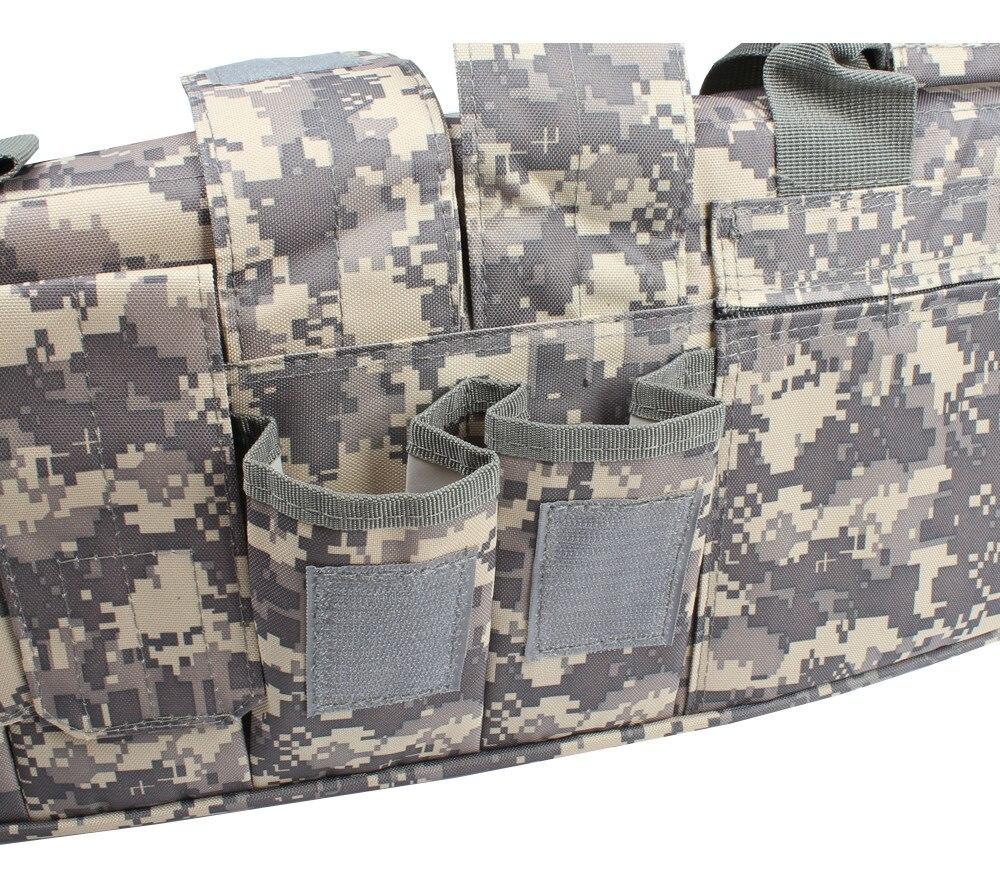 livre militar sniper gun carry caça saco