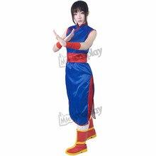 Anime dragon ball Chi przebranie na karnawał impreza z okazji halloween odzież
