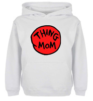 Unisex Fashion Funny Thing Mom Design Hoodie Men's Boy's Women's Girl's winter jacket Sweatshirt For Birthday Parties