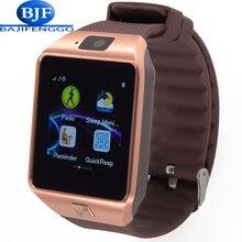 Soporte de tarjeta SIM GSM Bluetooth reloj inteligente reloj inteligente música ayuda cámara Android smartphone PK GT08 U80 hombres y mujeres