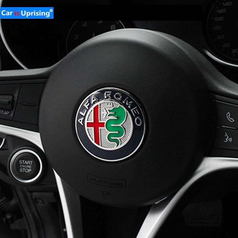 100pcs 4cm for ALFA ROMEO 147 156 166 159 Giulia Stelvio 4C 8C GT Steering Wheel