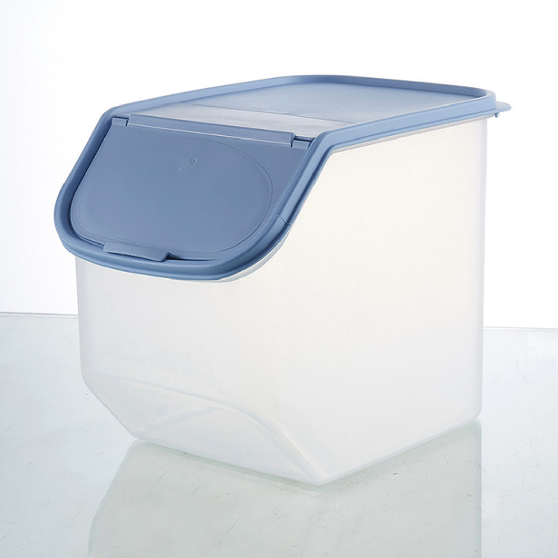 Storage-Container Miscellaneous Snacks Rice Kitchen Food With Measuring-Cup For Grains