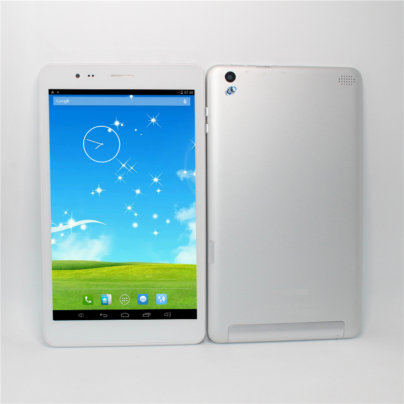 1GB/8GB H8ips screen WiFi g-sensor 8 inch mtk8382 Quad Core Android 4.4 Dual cameras FM Wifi1280*800 phone call tablet pc