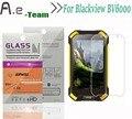 Protetor de tela para blackview bv6000 aierwill 0.3mm película protetora 9 h + vidro temperado 2.5d anti-explosão para blackview bv6000