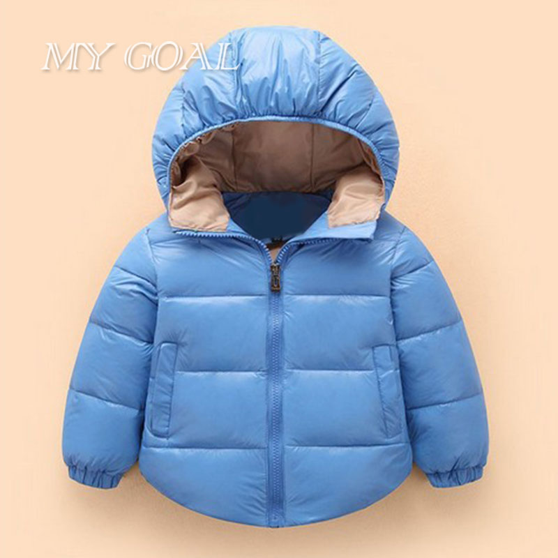 34662a03192b Winter Baby Coats Snowsuit Cotton Girls Coats And Jackets Newborn ...