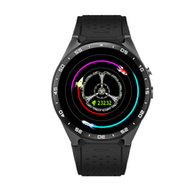 KW88 Bluetooth Smart Watch Android 5.1 Quad Core ROM 4GB + RAM 512MB Bluetooth SmartWatch GPS WIFI For IOS Android