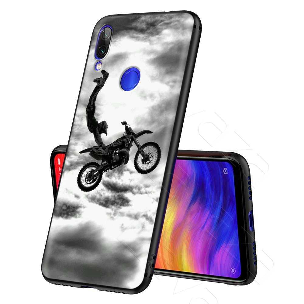 Lavaza Moto Cruz de la motocicleta para Xiaomi Redmi Note 4A 4X4 5X5 5A 6 6A 7 S2 Pro ir primer Plus