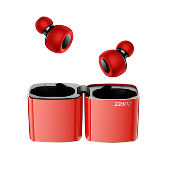 Airoha 1526p chip V5.0 wireless bluetooth earphone human engineering design HIFI stereo sound earbuds with 500mAh charging box