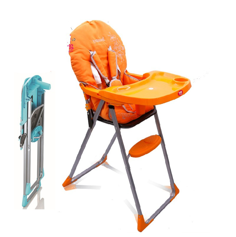 Charmant Free Shipping Baby Trend Sit Right Baby High Chair Easy Fold High Chair  Portable Feeding Chair 2 In 1 With Safety Design In Highchairs From Mother  U0026 Kids On ...