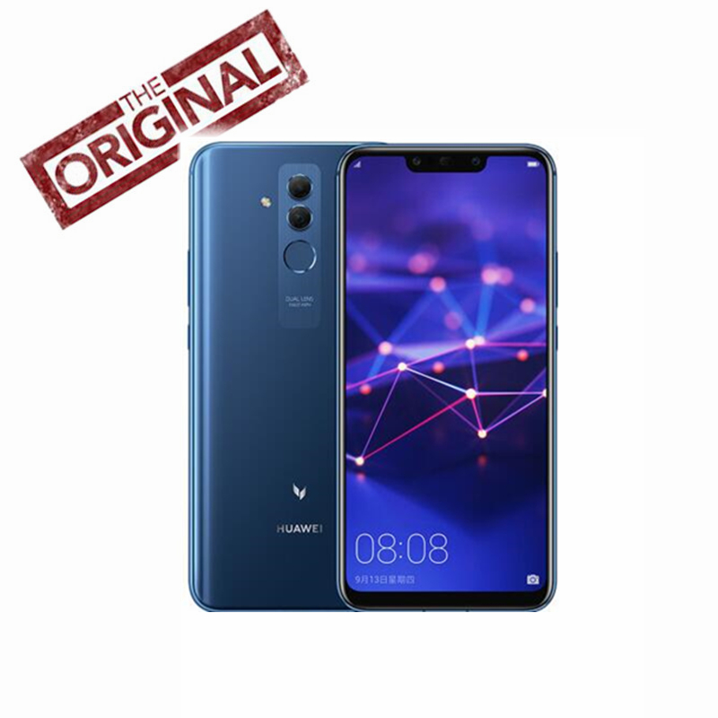"Huawei Maimang 7 6 ГБ 64 ГБ LTE мобильный телефон 6,3 ""полный дисплей Kirin 710 Octa-core Android 8,1 Quad AI камера 3750 мАч смартфон"