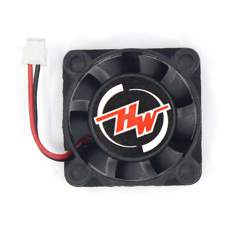 Hobbywing ESC 2507SH 5V Motor Cooling Fan for EZRUN 60A 35A / WP SC8 RC Car Electrict Speed Controller Board Accessories