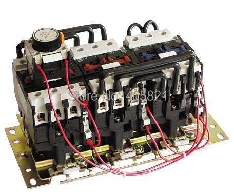 QJX2-653 star delta reduced voltage starter