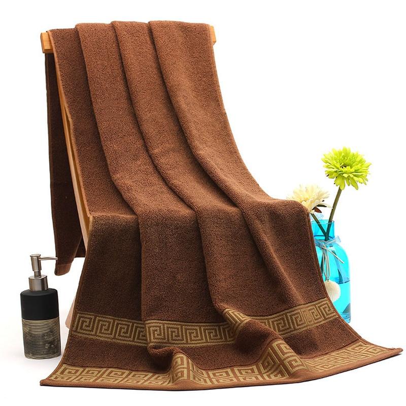 LOVRTRAVEL Luxury Egyptian Cotton Bath Towels Bathroom Egyptian Cotton Beach Terry Bath Towels for Adults Serviette