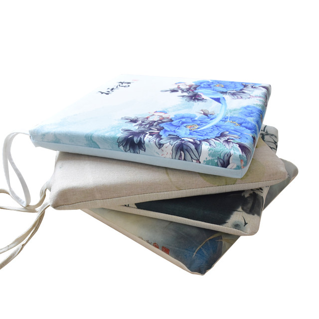 Home Fashion Portable Indoor Bench Chair Cushions Large Floor Cushion Japanese Futon Tatami