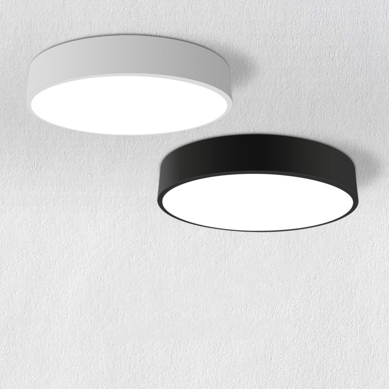 все цены на 5cm/10cm Luminarias Para Teto Modern Led Ceiling Lamp Home Indoor Ceiling Lights Interior decoration Lamps For Living Room онлайн