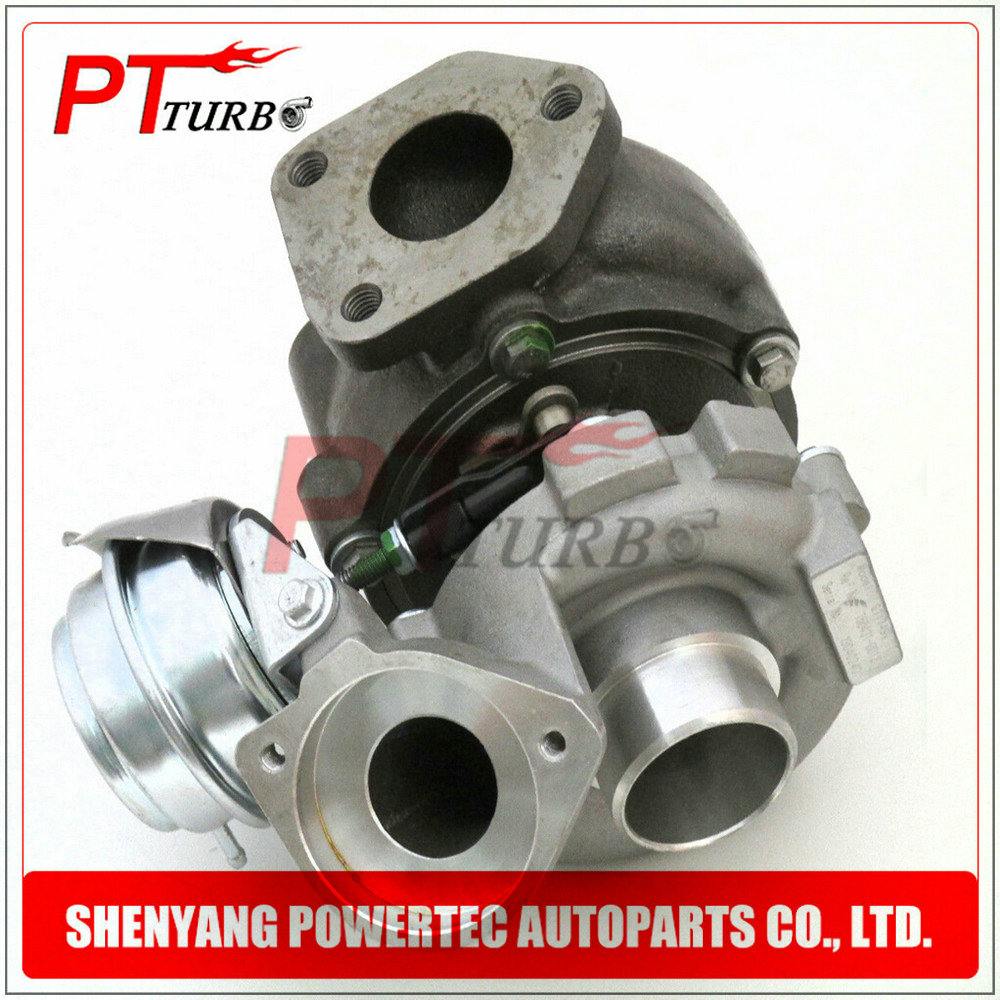 все цены на Auto turbo GT1749V for BMW 320d E46 complete turbo charger turbolader 717478 / 750431 / 7794140D / 7787626F / 7787628G