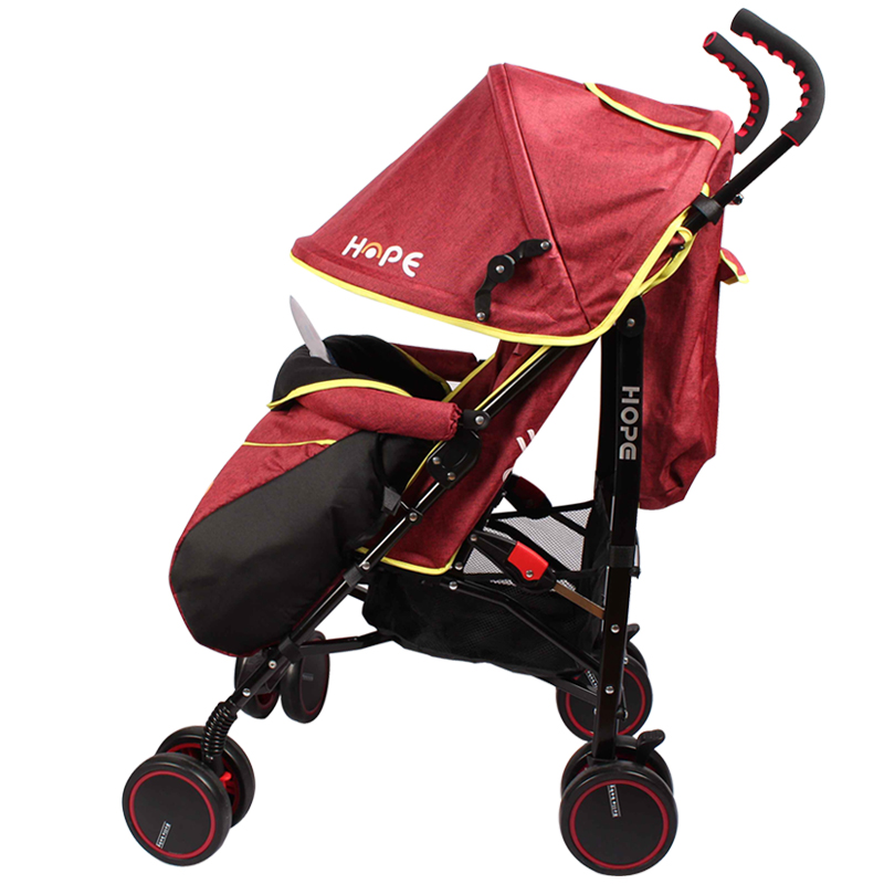 HOPE baby stroller ultra-light portable folding can sit and sleep childrens umbrella shock absorber Russia free shippin