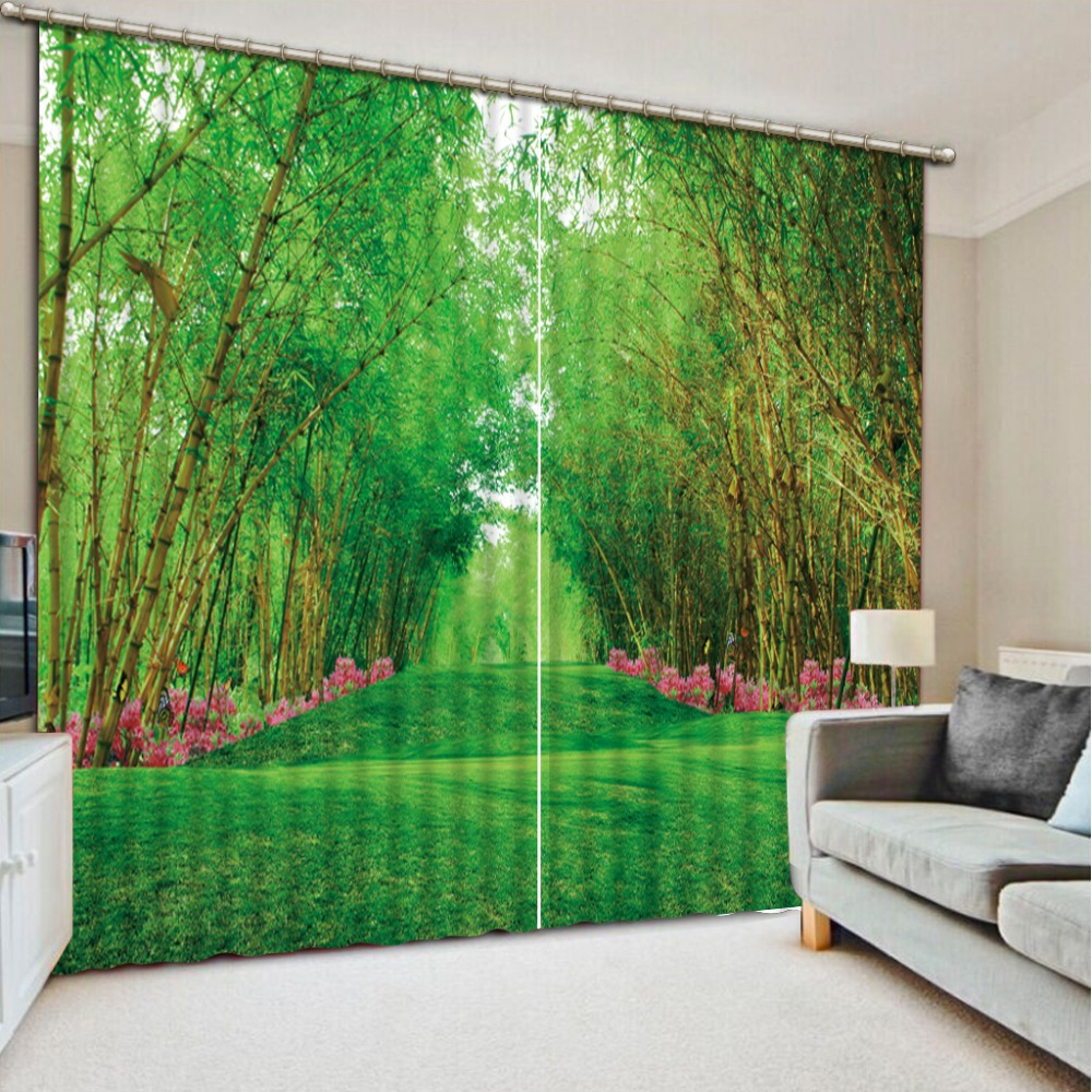 Bamboo Curtains Luxury Bedroom Window Curtains Beautiful ... on Beautiful Bedroom Curtains  id=54922