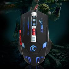 High Quality 3200 DPI Optical Mouse USB Wired Gaming Mouse Mice For PC Laptop Computer Gamer May30
