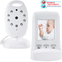 HYBON Security Baby Monitor Wifi 2 Way Audio Smart Camera with Motion Detection Security IP Camera Wireless Baby Camera WIFI