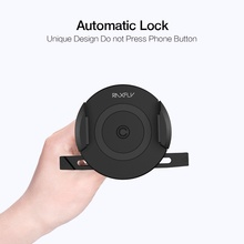 Round Fast Wireless Car Charger