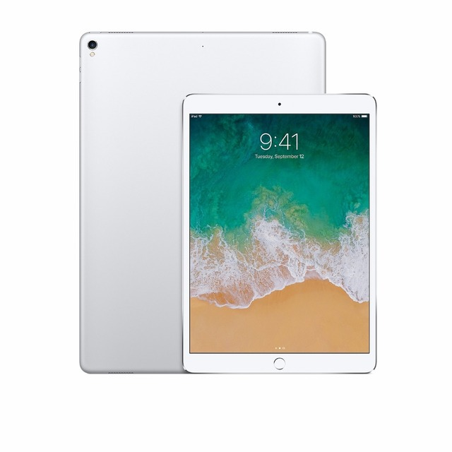 Apple iPad Pro10.5 Inch Tablet 12MP Rear Camera 7MP Front FaceTime Camera Supporting Apple Pencil And AR Original Global Version 4