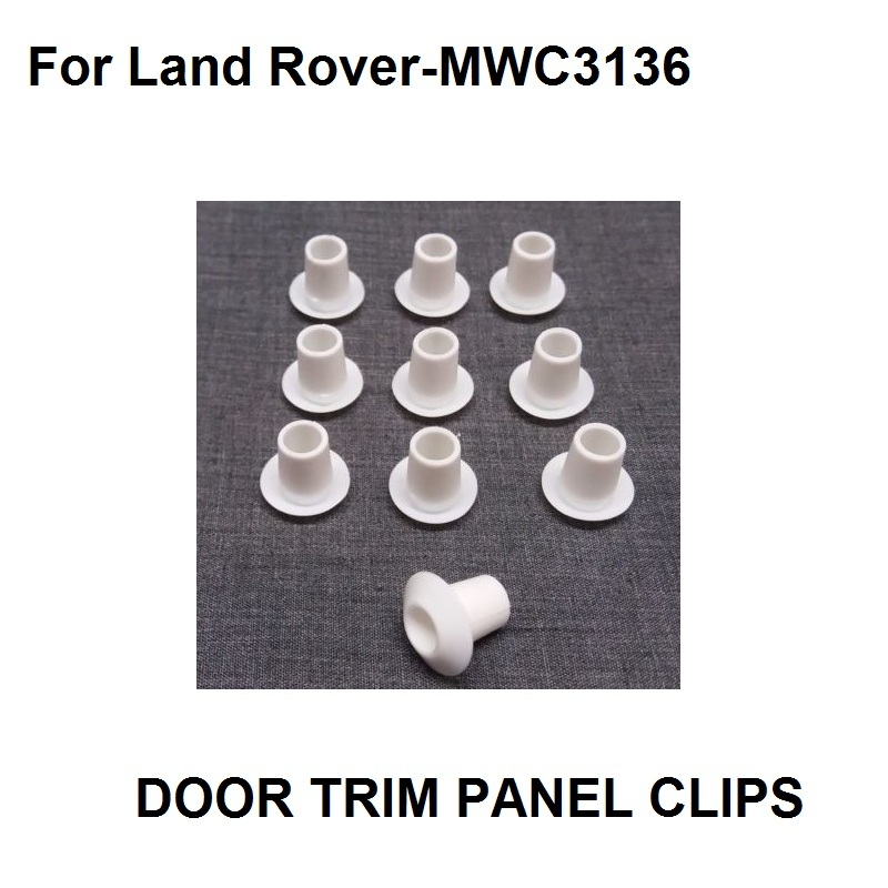 For Land Rover Defender SnapSac Door Panel Trim Stud Inserts - MWC3136 x10