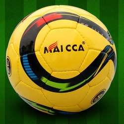 Высокое качество! пакистанской ручной сшиты ПУ футбол Размер 4 Размеры 5 обучение взрослых конкурс носимых футбол, Бесплатная доставка