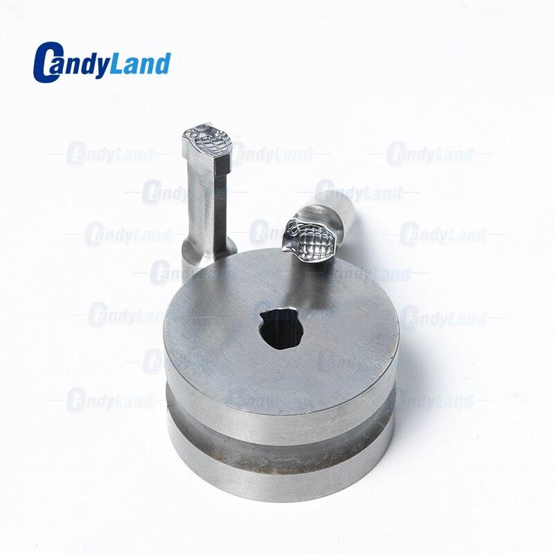 CandyLand TDP6 бомба молочный планшет штамповочный пресс штамповочный сахар штампованный дизайн таблетка штамповка для пресс-машины