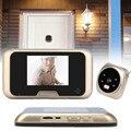 """Free shipping!3.2"""" LCD Video Doorbell Peephole Viewer Door Eye Doorbell Color Security Cameras"""