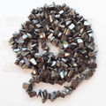 (Min. Order is $10)1Strand Beautiful Plated-color Hematite Chip Loose Bead 34inch A-6508