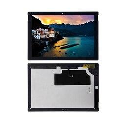 Para Microsoft Surface Pro 3 (1631) pro3 TOM12H20 V1.1 LTL120QL01 LCD MONTAJE DE digitalizador con pantalla táctil herramientas de repuesto gratis