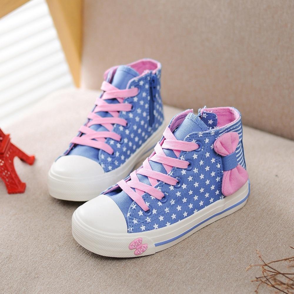 Hot Sale Children Sneakers 2015 Spring Girls Sneakers ...