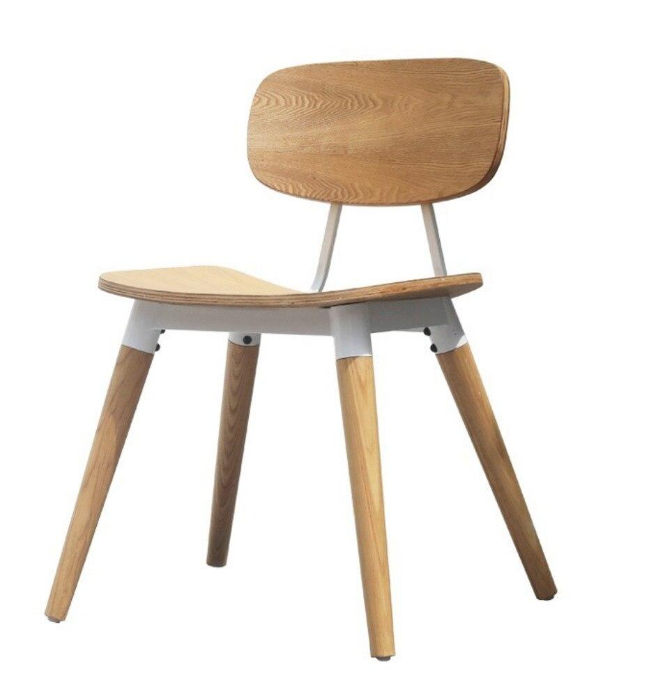 Home decoration furniture Nordic European modern dining room  designer copine chair