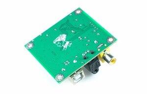 Image 4 - CM6631A USB to Coaxial Optical fiber SPDIF I2S Converter DAC Board 24bit 192khz
