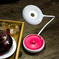 Portable USB YoYo LED Touch Switch Lamp,Rechargeable YoYo Folding Night Light/Table Lamp/Flashlight for Office Home Oudoor Gifts