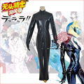 New Real Freeshipping Adult Christmas Costumes Disfraces Durarara Celty Sturluson Cosplay Costume