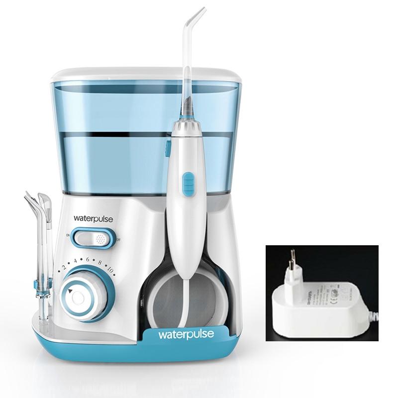 Электрический зубы для очистки струей воды Ирригатор для полости рта зубные зубов машины ухода