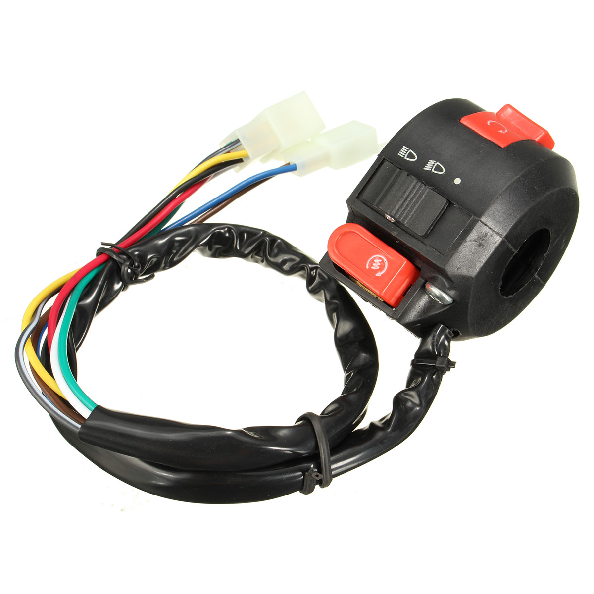 Left Start Kill On Off Switch For Chinese Atv Quad With