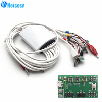 Netcosy Professional Power Supply Current Test Cable Battery Activation Charge Board For IPhone 6 6S 6Plus