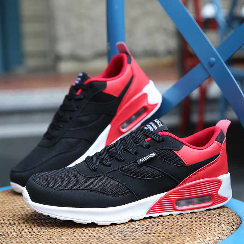 32153d6e28fc5 ... Hundunsnake Basket Homme 2018 Air Mesh Man Sneakers Sports Shoes For  Male Running Shoe Men s Autumn ...