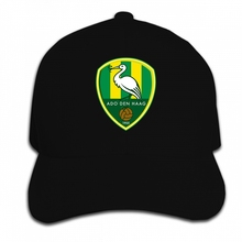 c3a0258354c Print Custom Baseball Cap ADO Den Haag The Hague Netherlands Eredivisie  Soccer Football Green NEW Hat