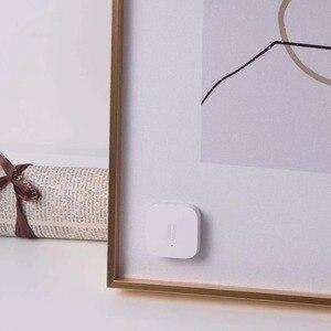 Image 5 - Nowy czujnik wstrząsów Aqara Aqara inteligentny czujnik ruchu Alarm wykrywania wibracji dla inteligentnej aplikacji