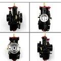 Мотоцикл Частей Двигателя Карбюратор Mikuni 28 ММ 30 ММ 32 ММ 34 мм Высокое качество Carb С Power Jet Fit Скутер гонки
