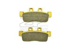 "Motorcycle Parts Brake Pads Fits YAMAHA NCX 125 L ""Cygnus X Injecton"" (4C6-2) 2007-2010 Front OEM New Organic Free shipping"