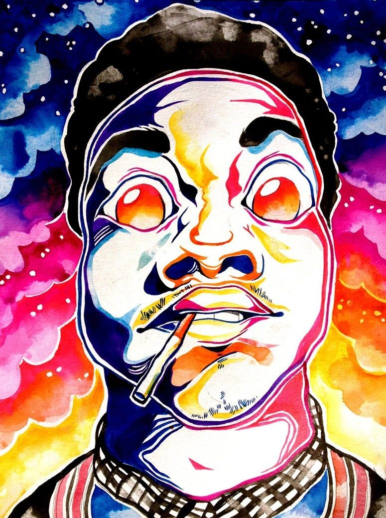 Chance Gambinos IPhone Wallpaper I Made The Rapper Music Super Star Silk Poster Art Bedroom Decoration 2208 In Wall Stickers From