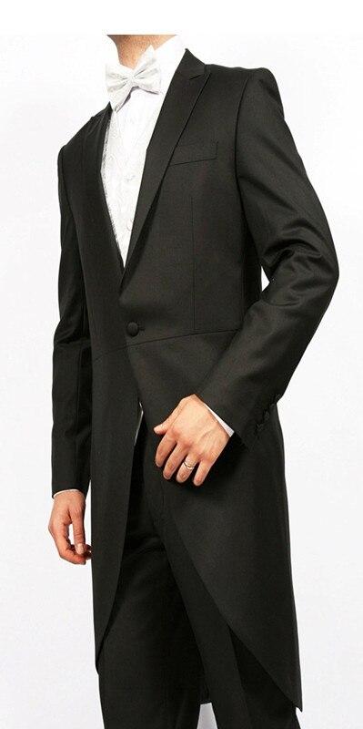 Made De Smokings As Color Robes Costume Noir Picture veste Meilleur Pantalon custom Marié Of Cravate Charbon Bal Homme Groomsman Custom Gilet Mariage Vêtements d5Fwqd